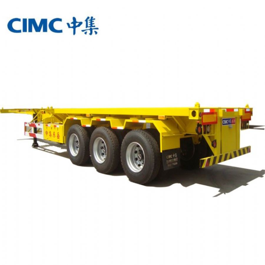 Cimc_Container_Semi_Trailer