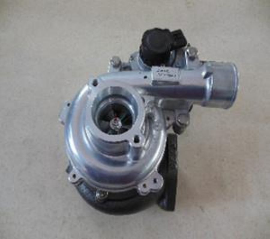 Turbocharger For Hil