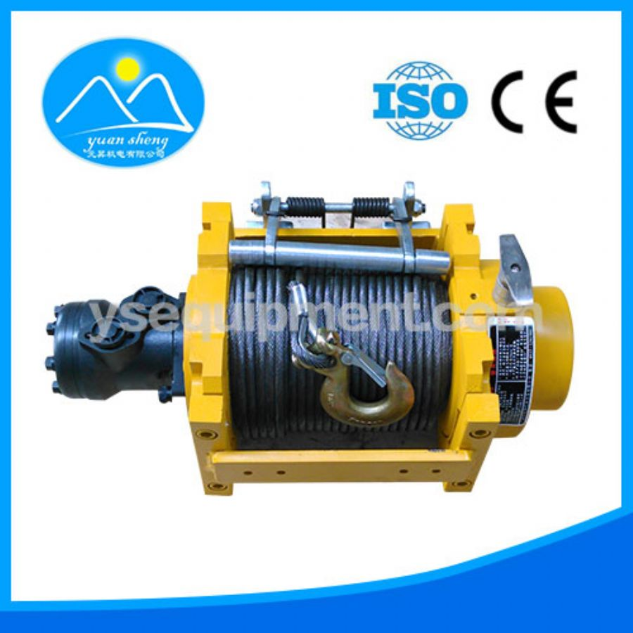 Small Hydraulic Winc