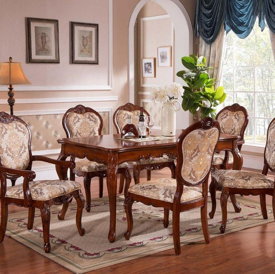Solid Wood Dining Chair Restaurant Chair