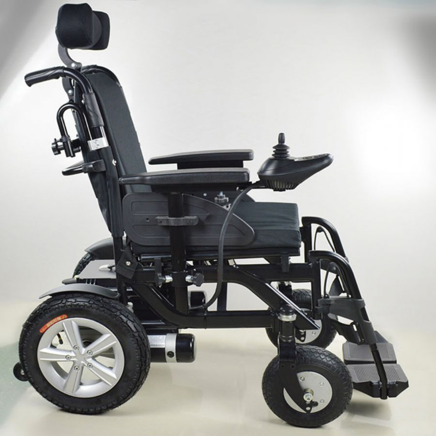 Best Folding Electric Wheelchair