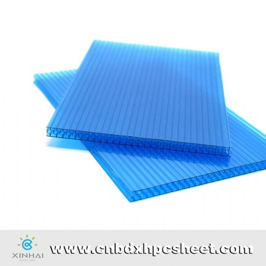 Transparent Polycarbonate Hollow Sheet