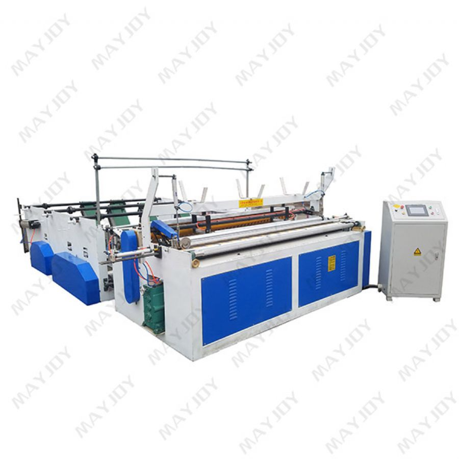 1092 1575 1760 1880 Toilet Paper Rewinding Machine
