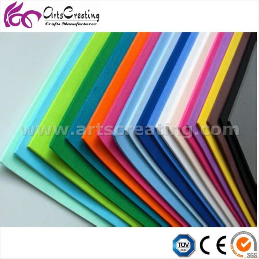 Plain Color Eva Foam