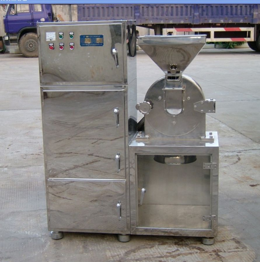 Curry Pepper Corn Bean Grinding Machine