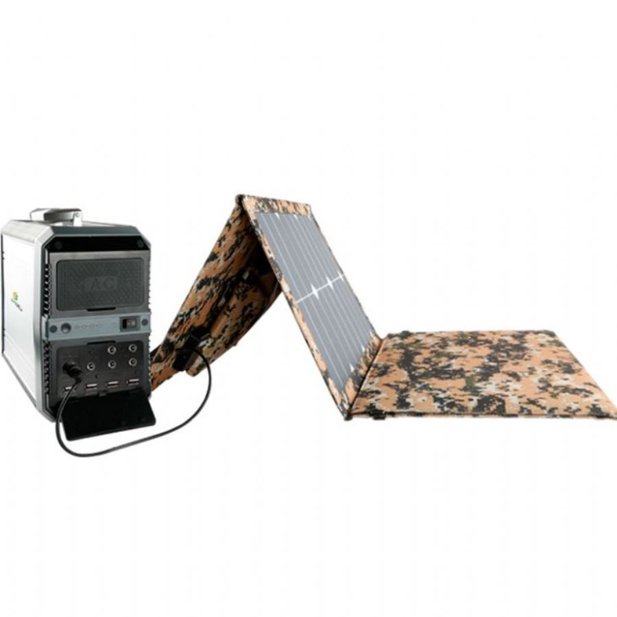 500w Solar Power Gen