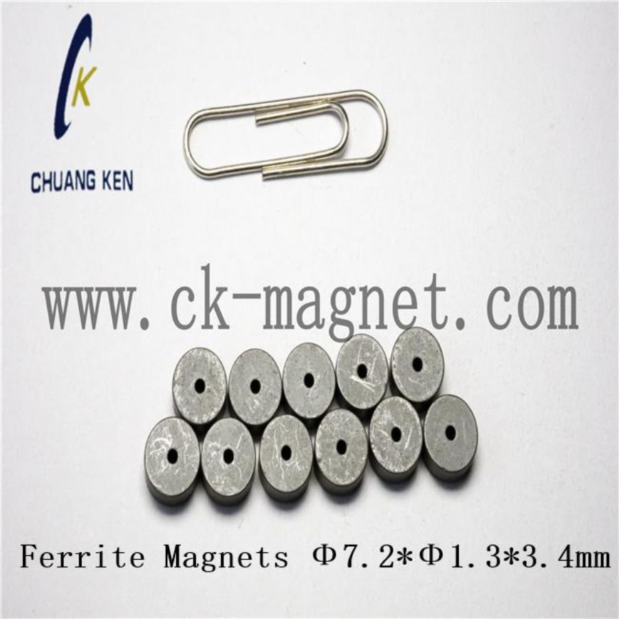 Disc Sintered Ferrit