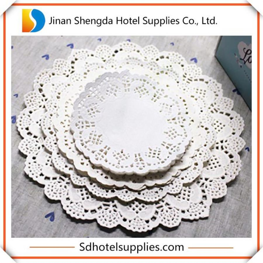 Round Paper Placemat