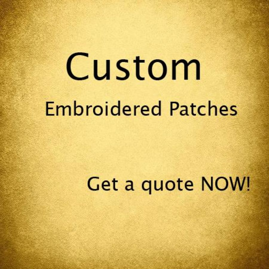 Patches Iron On Embr