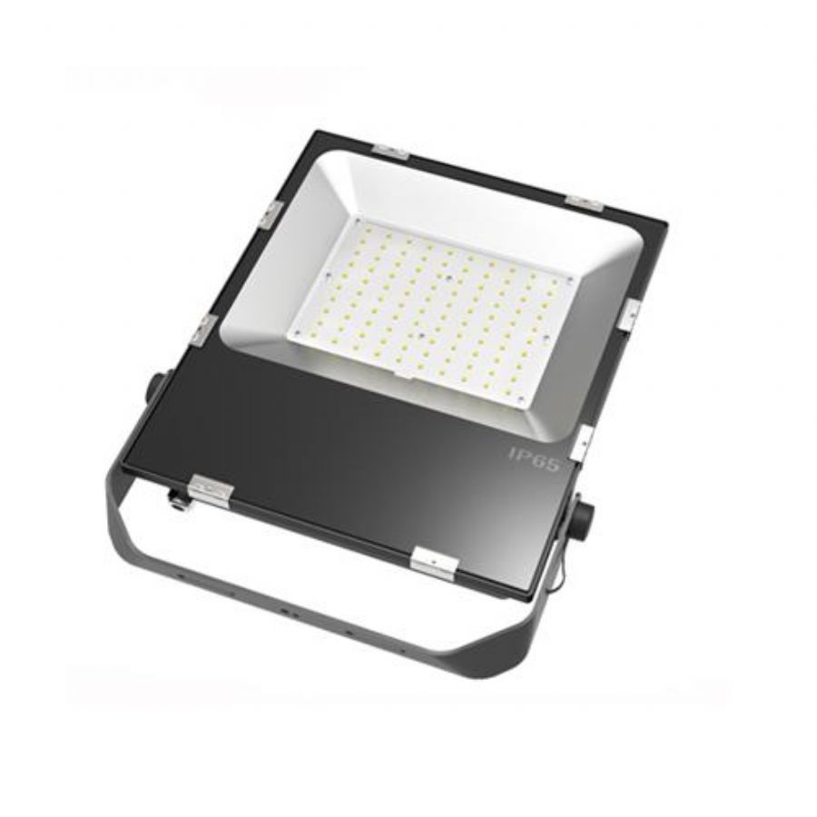 DLC UL 100W Ultra Slim LED Flood Light
