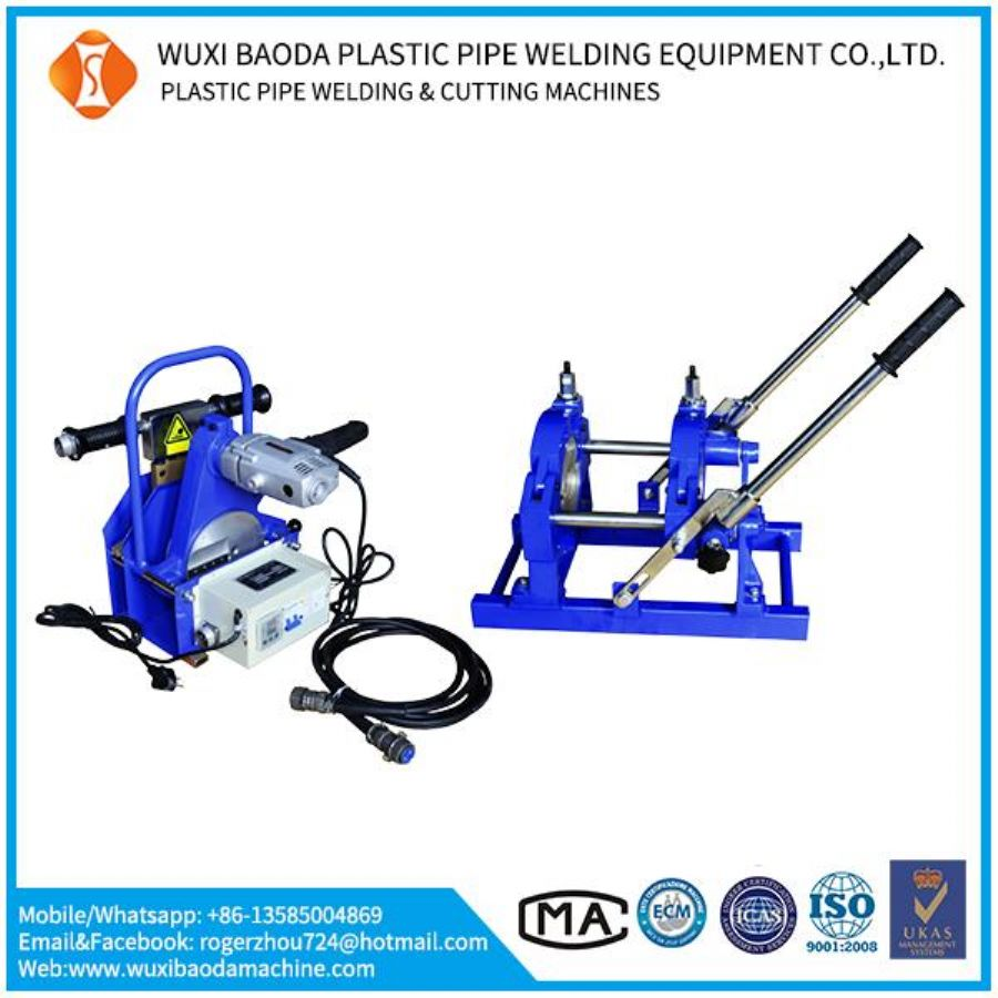 Manual Plastic Pipe Welding Machine