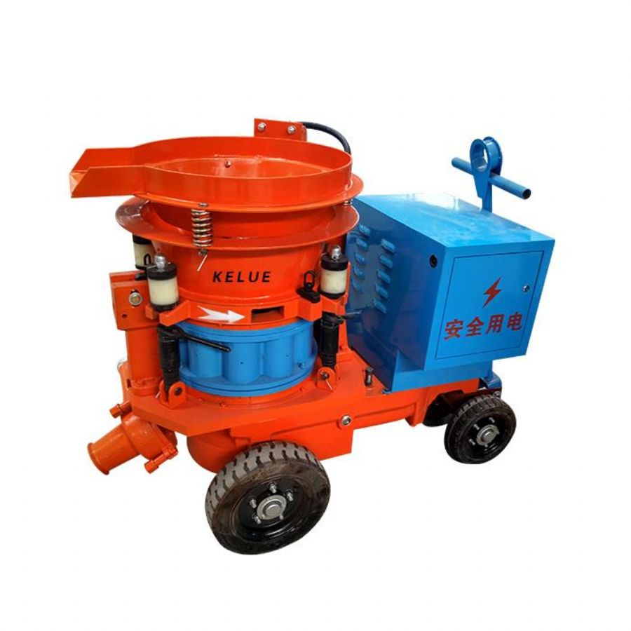 Electric Shotcrete M