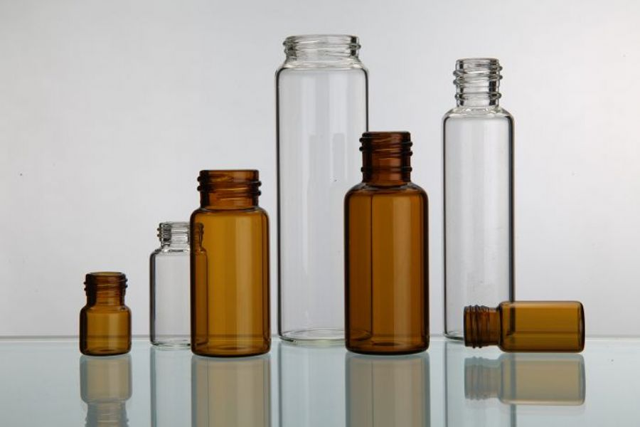 Borosilicate Injection Vials