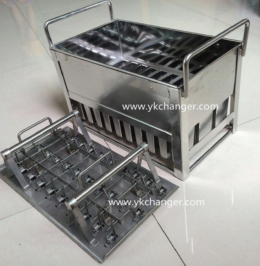 125ML paleta molds
