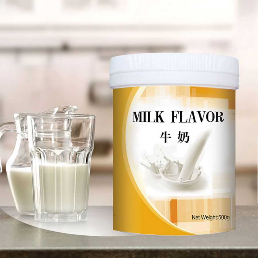 Milk Flavor For Bake