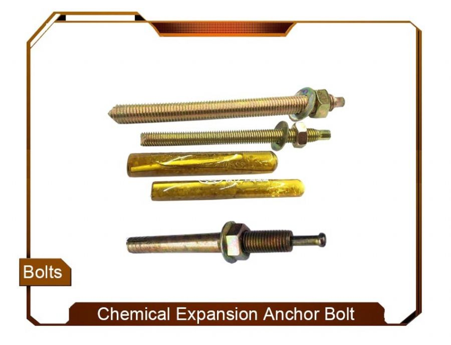 Chemical Expansion Anchor Bolt