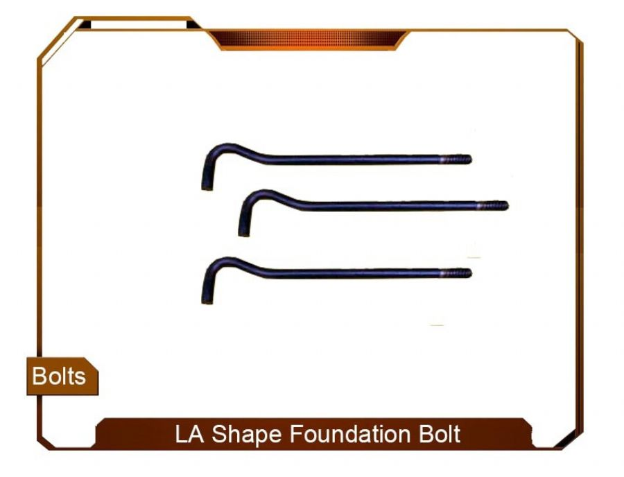 LA Shape Foundation Bolt