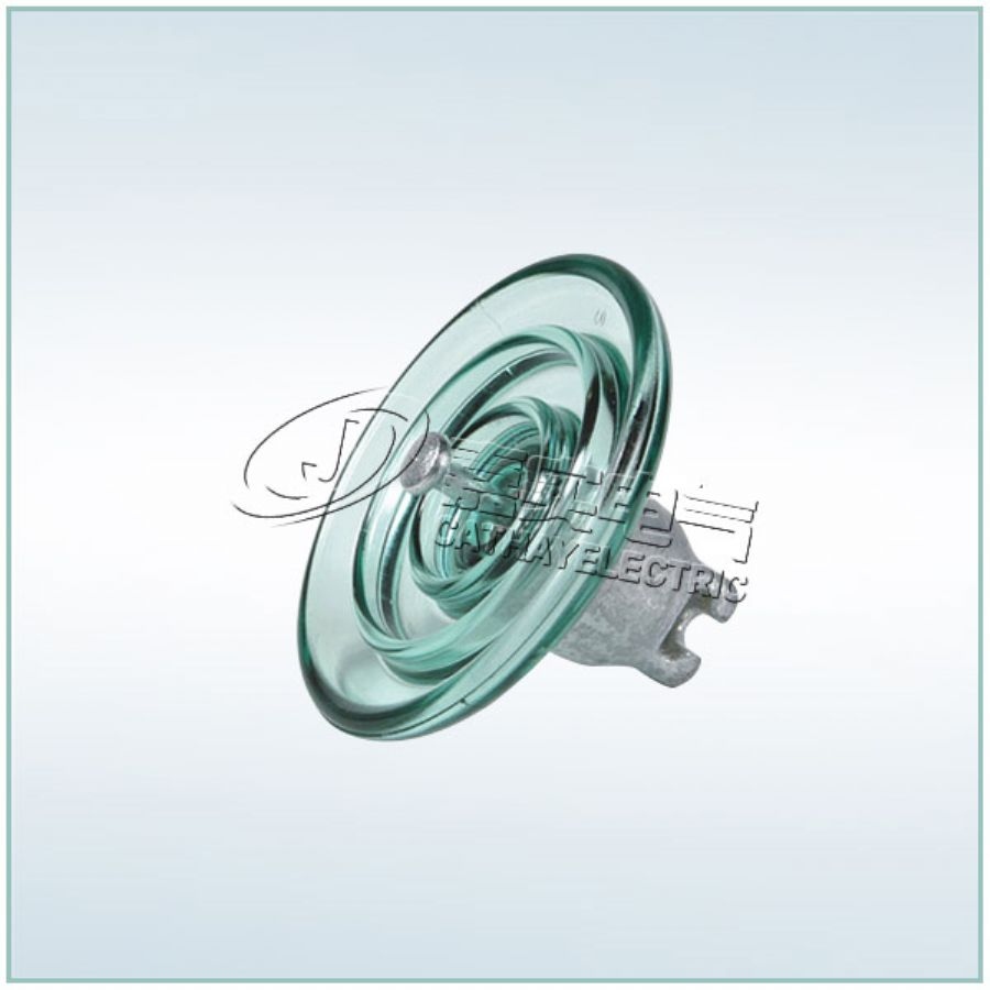 Standard Disk Suspension Type Glass Insulator