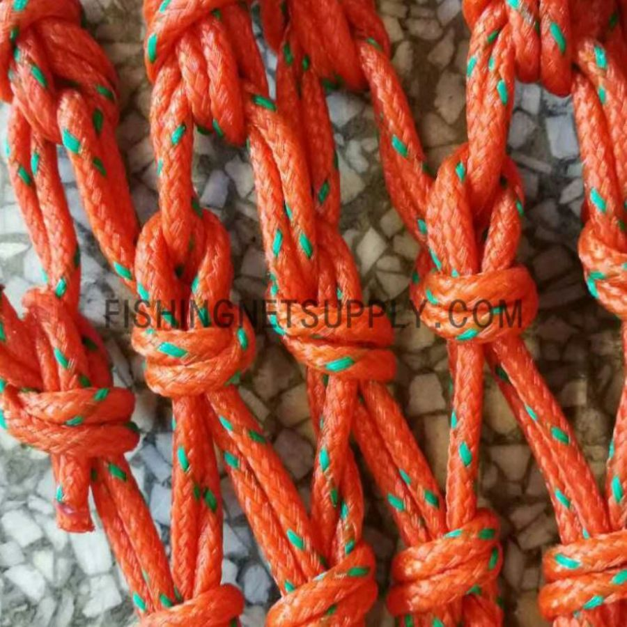Single Line PE Braided Fishing Netting