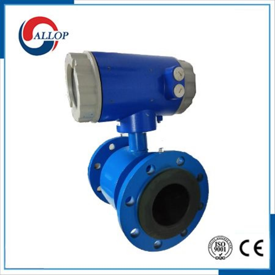 Flanged Type Electromagnetic Flowmeter