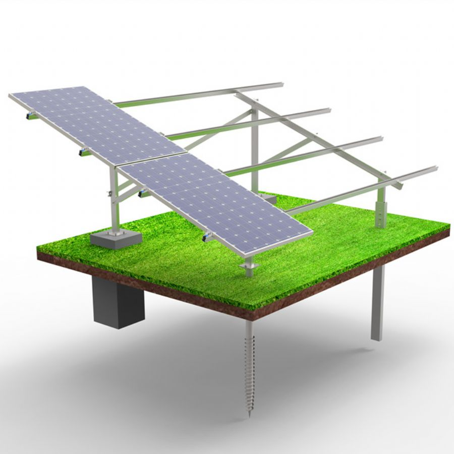 Ground Mount Solar S