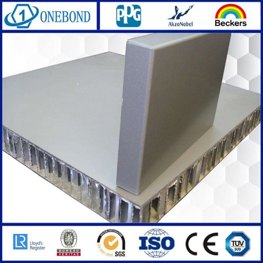PVDF Coating Aluminum Honeycomb Panel