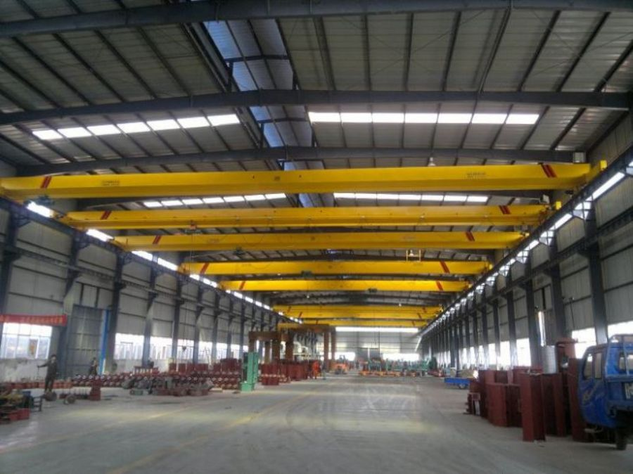 General Single Girder Overhead Crane