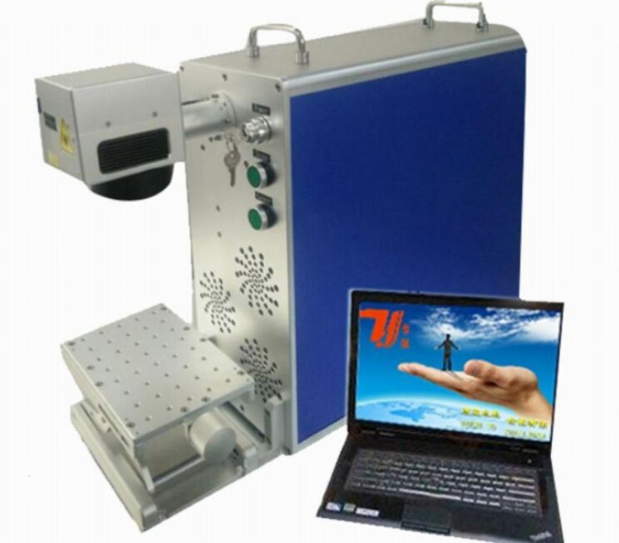 Portable Fiber Laser Marker Machine Wholesale 2500USD
