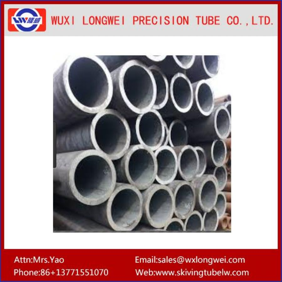 CK20 Precision Cold Drawn Seamless Steel Tubes