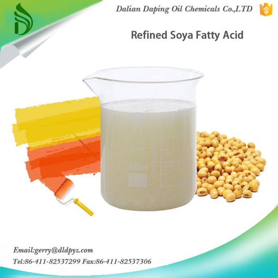 Vegetable Base Refined Fatty Acid For Resin Industry