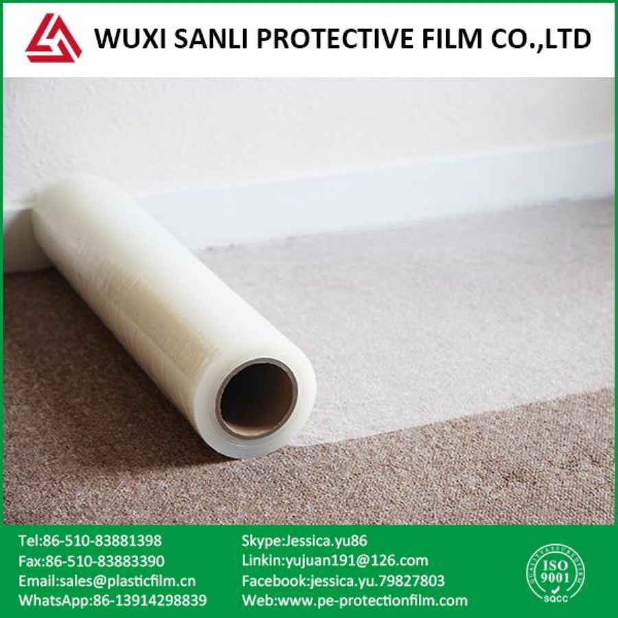 Carpet Protection Tape Self Adhesive Film