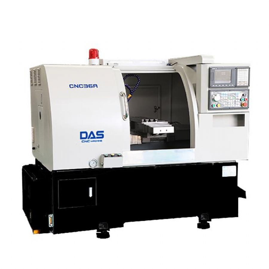 Small Horizontal CNC Lathe