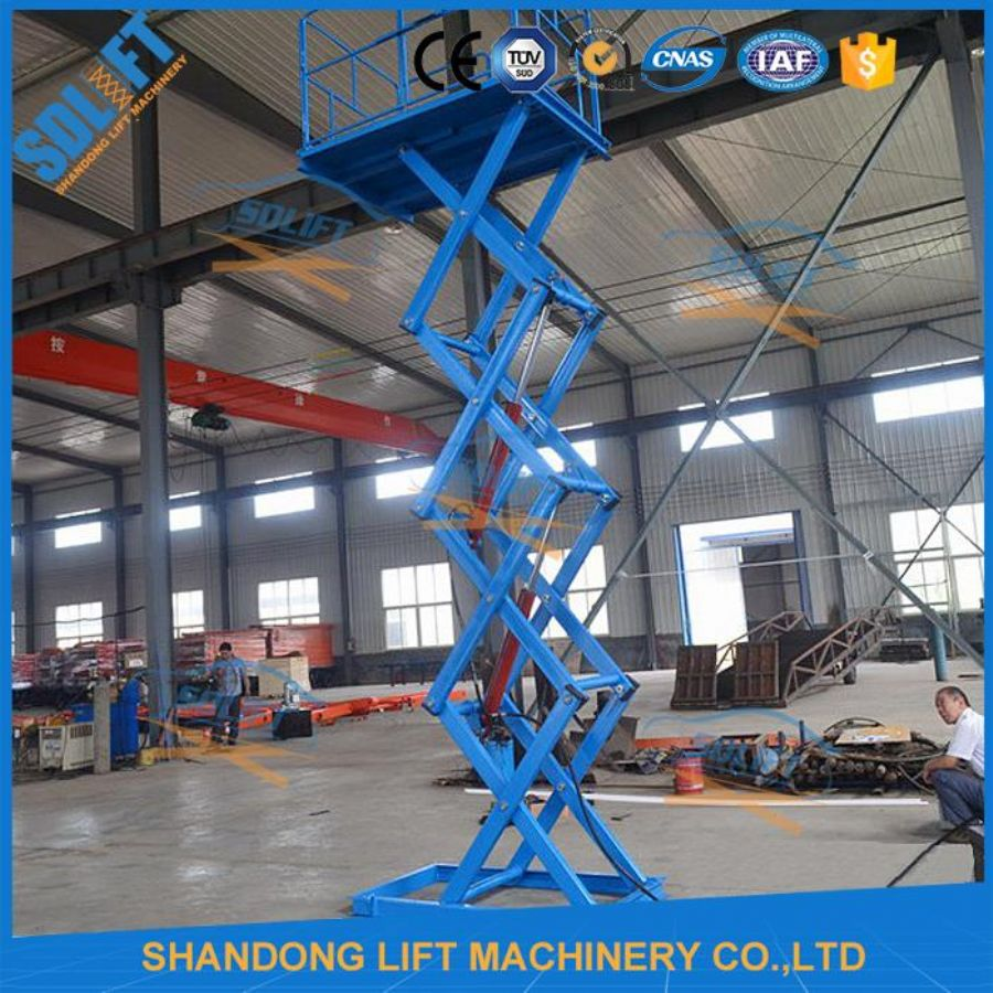 Warehouse_Cargo_Lift