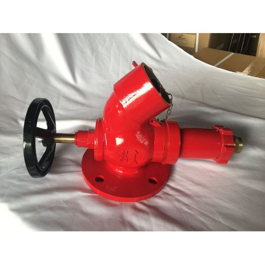 Pressure Regulating Landing Valve