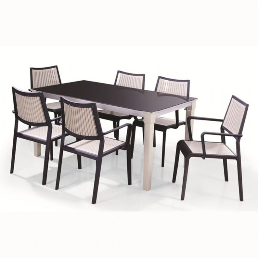Glass Outdoor Tables And Chairs