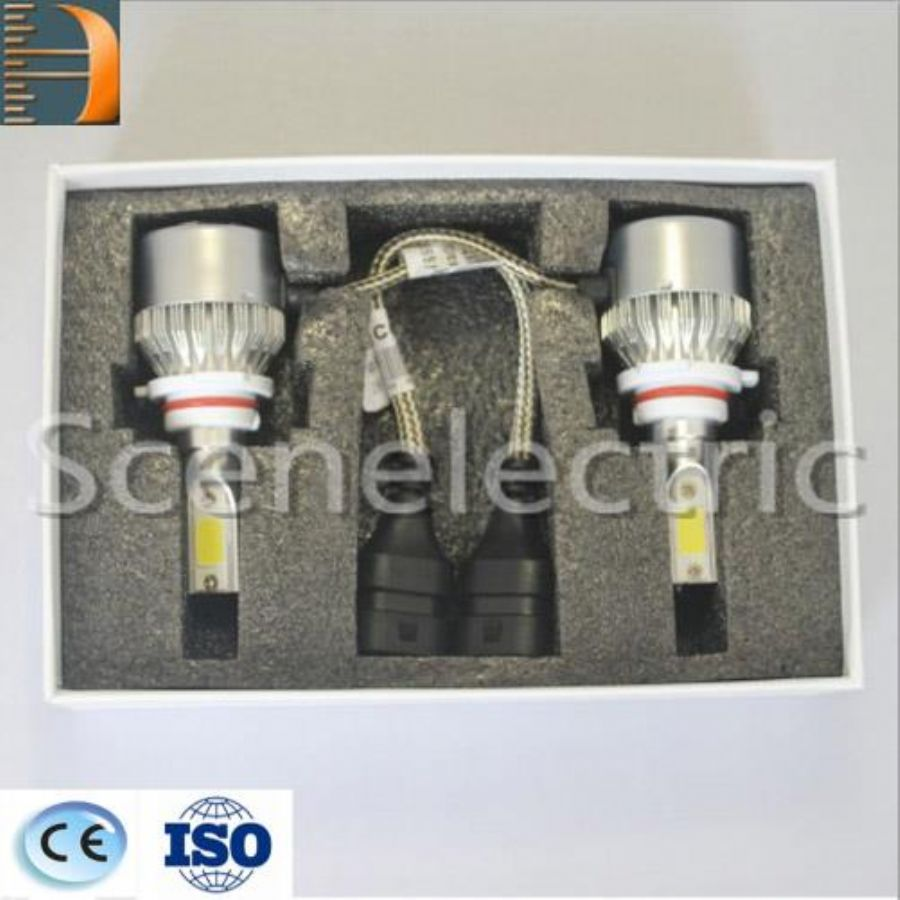 C6 9005 COB Car Led