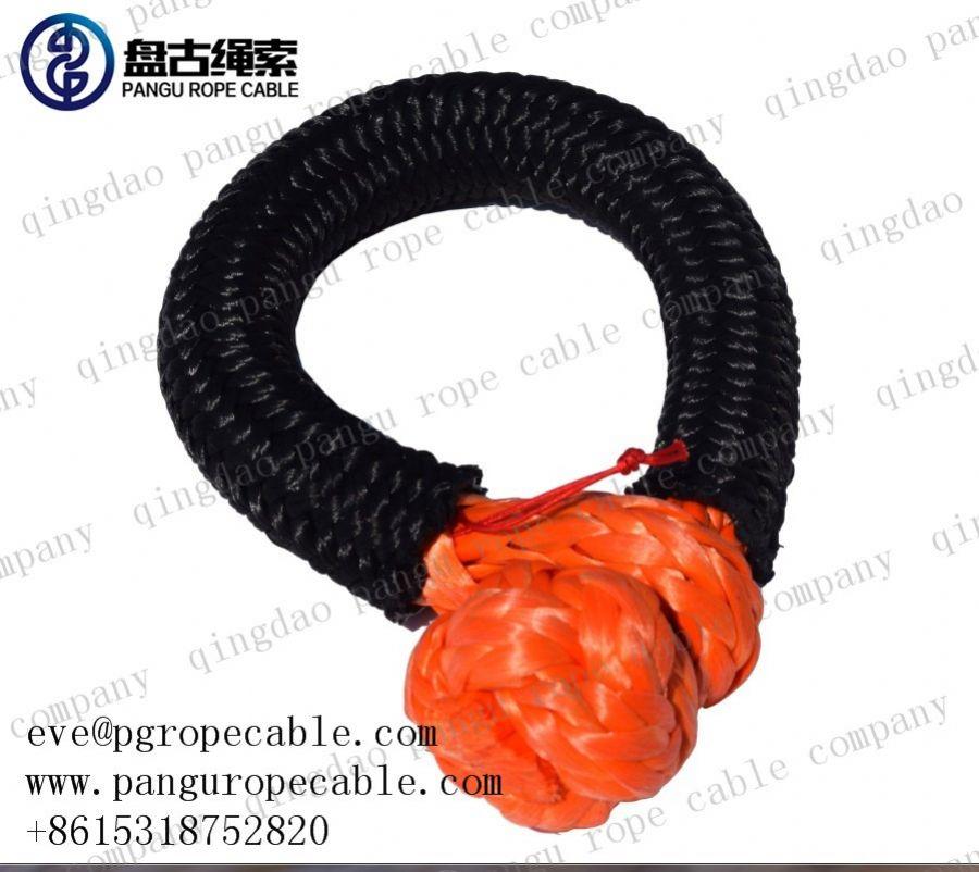 Qingdao__pangu_12_braid_10mm_orange_soft_shackle_for_tow_rope