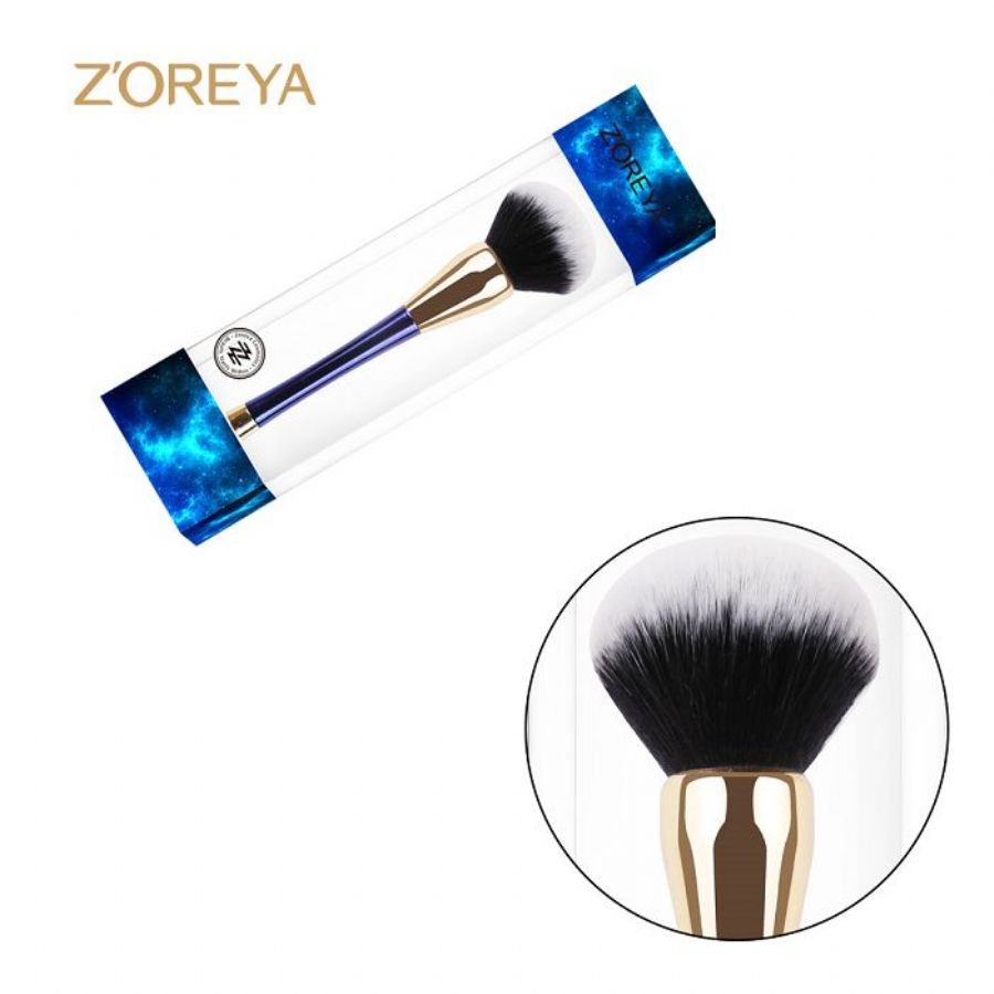 Professional Refillable Powder Makeup Brush For Face
