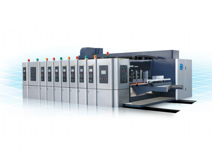 Shanghai Jinchang Carton Machinery Manufacture Co.,Ltd.