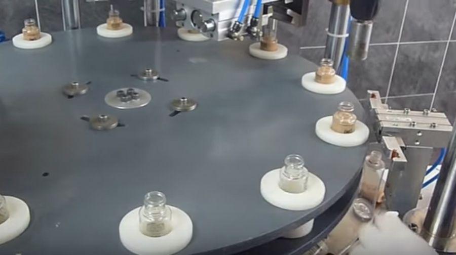 Kozmetik Dolum Makinaları Krem Dolum Makinası