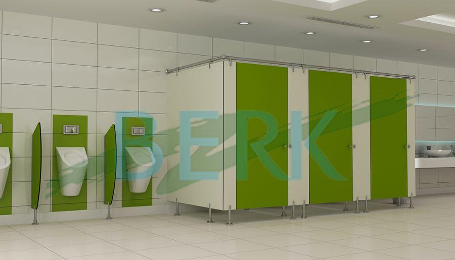 Berk Cubicle/WC Kabi