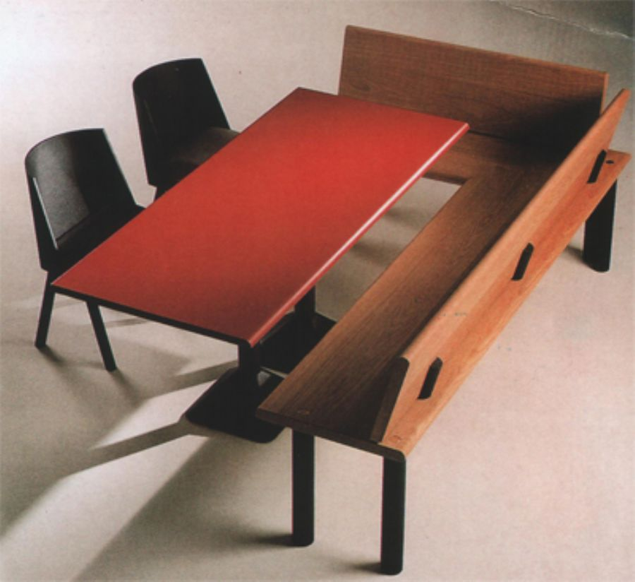 Laminat Kaplı Masa Tablası