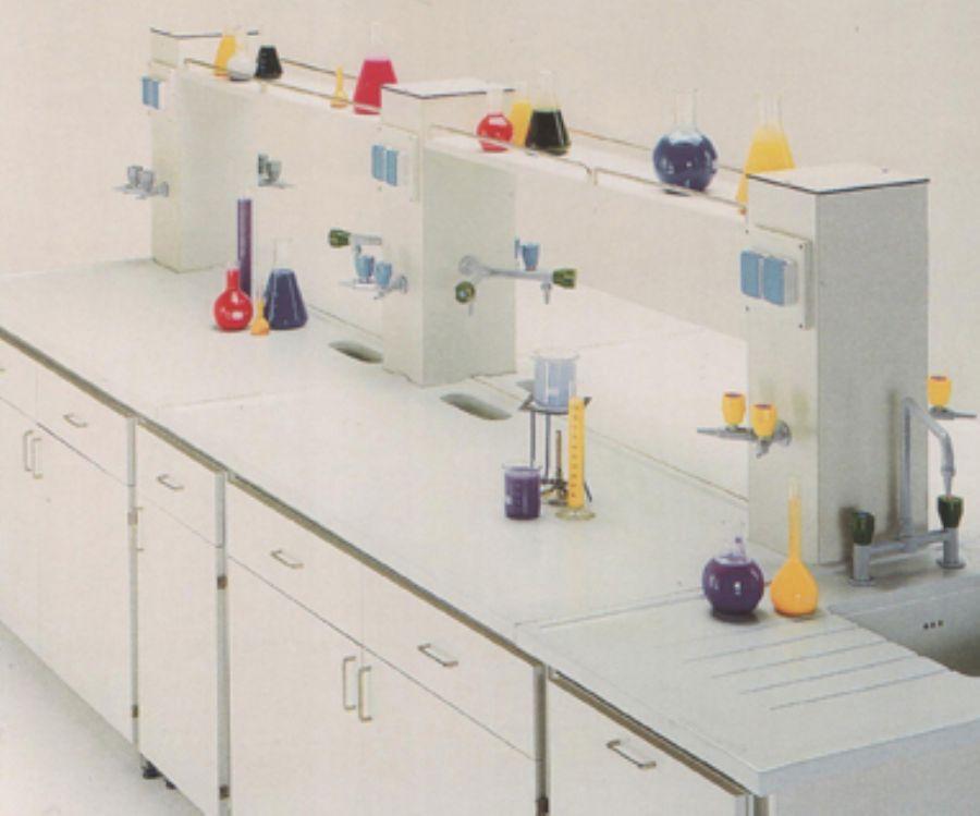 Laboratuar Tezgahı K