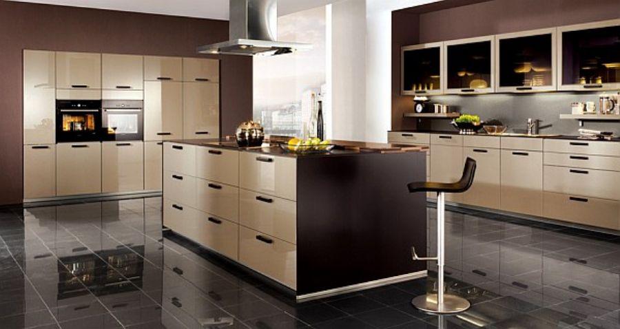 Mutfak mobilyaları ve dekorasyonu