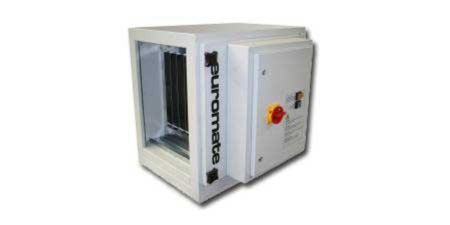EUROMATE SFE 25 - 2.500 m�/h Elektrostatik Filtreler