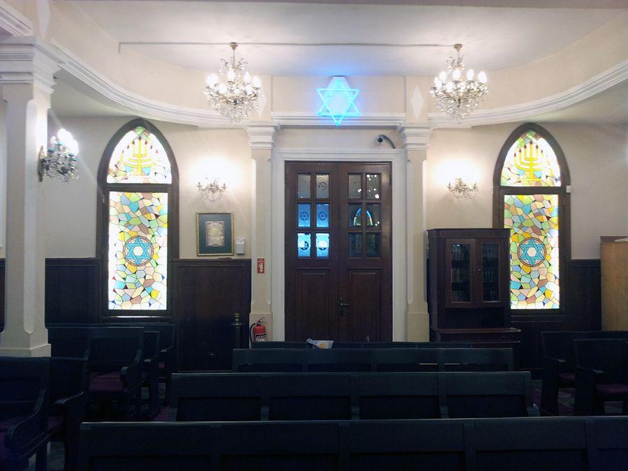 Kilise Vitray �al��m