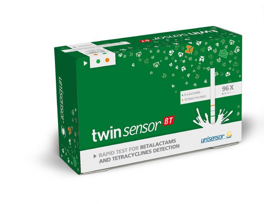 Twinsensor Antibiyotik Test Kiti