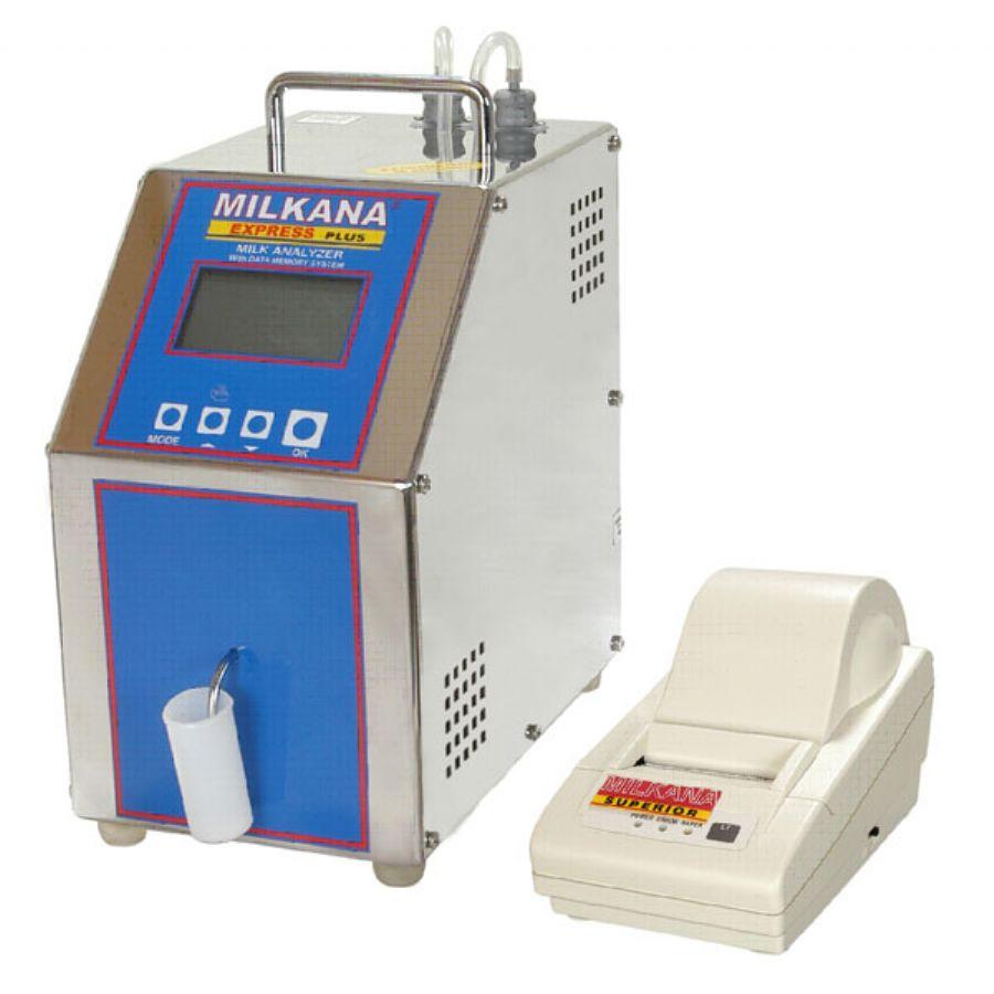 MILKANA® EXPRESS PLUS - Milkana Süt Analiz Cihazları