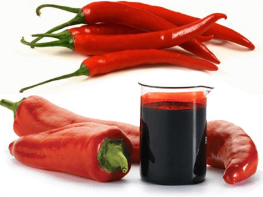 Acı Kırmızı Biber Oleoresin - Capsicum annum