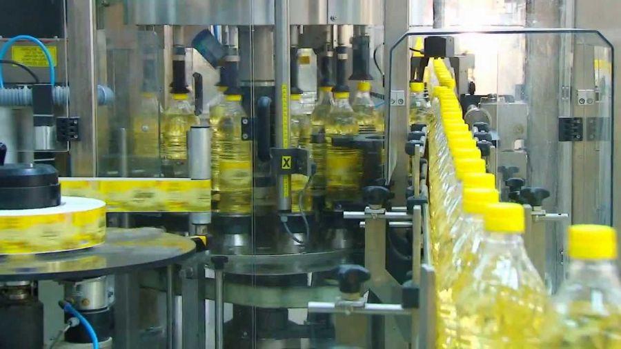 Ayçiçeği yağı fabrik